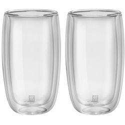 Zwilling j.a.henckels Zwilling sorrento zestaw szklanek ze szkła dwuściennego 350ml 2el.