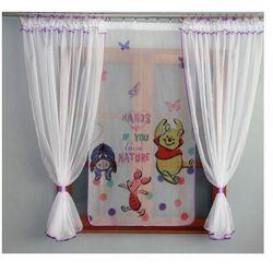 Kasandra Firanka dla dzieci kubuś puchatek 150x300 cm