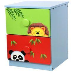 F.FIELDS Sunny Safari Ko moda 2 szuflady - sprawdź w wybranym sklepie