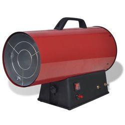 vidaXL Przenośny ogrzewacz gazowy 30 kW - sprawdź w wybranym sklepie