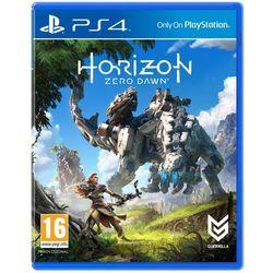 Horizon Zero Dawn na PlayStation4