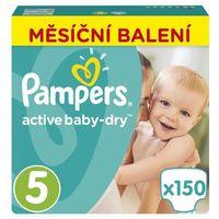 Pampers Pieluchy Active Baby 5 Junior - 150 sztuk, kup u jednego z partnerów