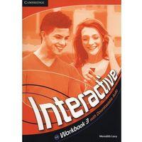 Interactive 3 Workbook (zeszyt ćwiczeń) with downloadable audio (lp) (104 str.)
