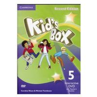 Kid's Box Level 5 Interactive DVD (NTSC) with Teacher's Booklet (9781107663725)