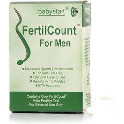 Fertilcount test płodności dla mężczyzn x 1sztuka od producenta Babystar