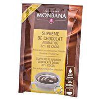 Pomarańczowa czekolada na gorąco Monbana - saszetka 25g