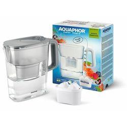Aquaphor Dzbanek Kompakt 2,4 l + wkład B100-25 Maxfor-szary