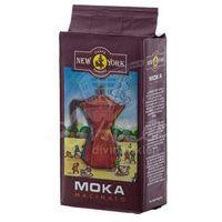 Kawa mielona new york macinato moka 250g marki New york caffe