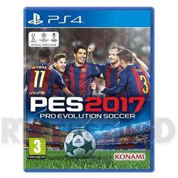Pro Evolution Soccer 2017 - produkt w magazynie - szybka wysyłka!, kup u jednego z partnerów