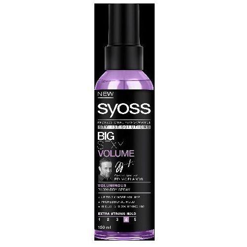 SCHWARZKOPF SYOSS BIG SEXY VOLUME SPRAY DODAJĄCY OBJĘTOŚCI 150ML z kategorii kosmetyki do włosów