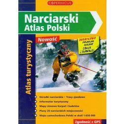 Narciarski atlas Polski, pozycja wydana w roku: 2007