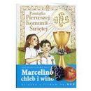 Pamiątka I Komunii Św.Marcelino chleb i wino + DVD