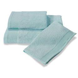 Bambusowy ręcznik kąpielowy bamboo 85x150cm miętowy marki Soft cotton