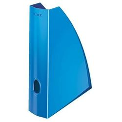 Pojemnik na dokumenty wow a4/6cm 5277-36 niebieski marki Leitz