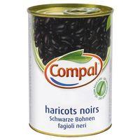 Portugalska fasola czarna 410g Compal (5601151170755)