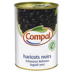 Portugalska fasola czarna 410g , marki Compal