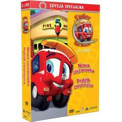 Finley, wóz strażacki. Box. DVD - produkt z kategorii- Filmy animowane