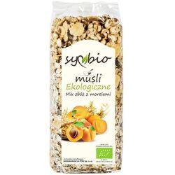 Musli mix zbóż z morelami bio 300g - Symbio z kategorii Płatki, musli i otręby