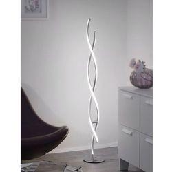 polina lampa stojąca led stal nierdzewna, 2-punktowe - nowoczesny/design/lokum dla młodych - obszar wewnętrzny - polina - czas dostawy: od 2-4 dni roboczych marki Paul neuhaus
