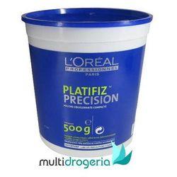 LOREAL Dekoloryzacja Platifiz Precision Puder Dekoloryzujący Nisko-Pylący 500 g - szczegóły w Profilook