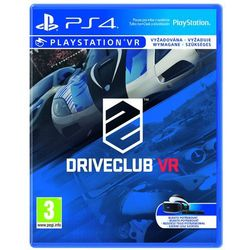 DriveClub VR, gra na PS4