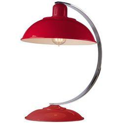 Franklin biurkowa franklin red 30cm czerwony marki Elstead