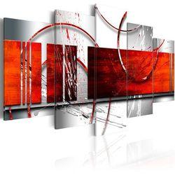 Artgeist Obraz - emfraza: czerwony motyw