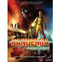 Pandemia - Na krawędzi - produkt z kategorii- Gry planszowe