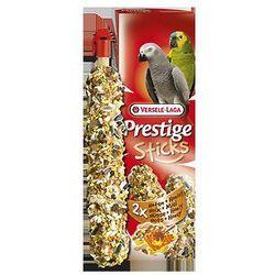 Versele laga  prestige sticks kolby orzechow-miodowe dla dużych papug 2szt/140g