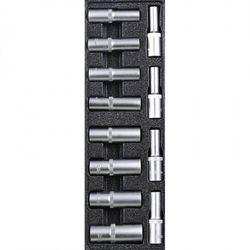 Zestaw kluczy z łbem sześciokątnym, chrom-vanadium marki B2b partner