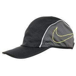 Nike Performance AROBILL Czapka z daszkiem black/anthracite/volt z kategorii Nakrycia głowy i czapki
