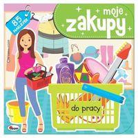 MOJE ZAKUPY DO PRACY MOREX 9788380360686 + zakładka do książki GRATIS, praca zbiorowa