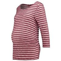 New Look Maternity Sweter red
