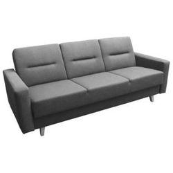 """Trendstyle Sofa """"torino"""" rozkładana - platynowy"""