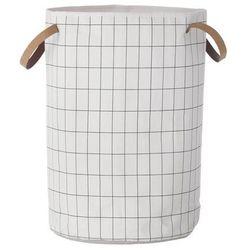 Ferm living Kosz na pranie grid