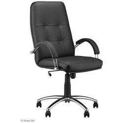 Fotel gabinetowy ZENIT steel04