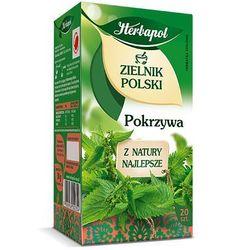 Herbatka ziołowa Zielnik Polski Pokrzywa EX'20 30 g Herbapol (5900956002354)