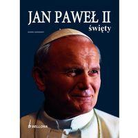 Jan Paweł II Święty, oprawa twarda