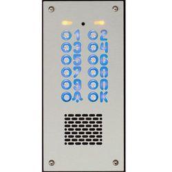cyfrowy panel domofonowy z szyfratorem podtynkowy RADBIT MultiEX, multiEX-PT