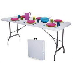 Elior Stół cateringowy składany turner 4x - biały