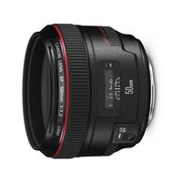 Canon 50 mm f/1.2 L EF USM - Cashback 860 zł przy zakupie z aparatem!