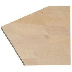 Blat drewniany 27 x 600 x 3000 mm buk