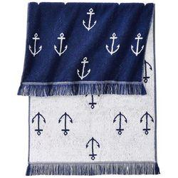 """Ręczniki """"Kotwica"""" bonprix niebieski"""