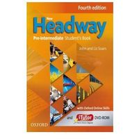 New Headway: Pre-intermediate: Student's Book with iTutor and Oxford Online Skills