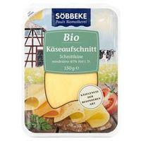 Sobbeke (nabiał z mleka krowiego) Mix serów w plastrach 45% tłuszczu bio 150 g - sobbeke