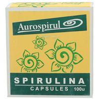 Aurospirul Spirulina 100 kaps