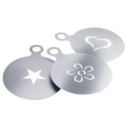 Zestaw szablonów do dekoracji WESTMARK Cappuccino 3szt. (4004094628665)