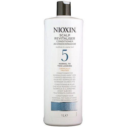 System 5 - Odżywka przeciw wypadaniu włosów grubych i zniszczonych 1000ml, marki Nioxin do zakupu w Estyl.pl