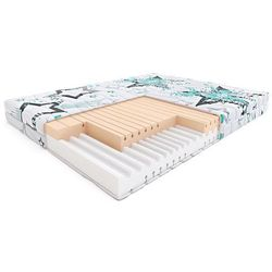 HILDING BREAKDANCE - materac piankowy, Rozmiar - 160x200 WYPRZEDAŻ, WYSYŁKA GRATIS (5901595009957)