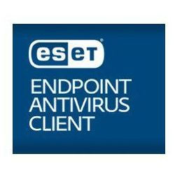 ESET Endpoint Antivirus NOD32 na 2 lata - 5 stanowisk z kategorii Programy antywirusowe, zabezpieczenia